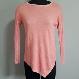 Ture by Vince Camuto Orange Sweater
